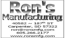 Ron's Maufacturing Inc