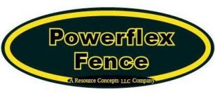 Powerflex Fence