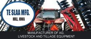 Te Slaa Manufacturing - Quality Livestock Equipment at Affordable Prices