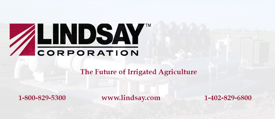 Lindsay Corporation - the future of irrigated agriculture