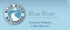 Blue River Livestock Waterers From Iowa Engineered Concrete Products