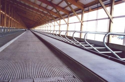 Kraiburg Mats for Free Stalls