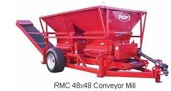 RMC 48X48 Conveyor Mill