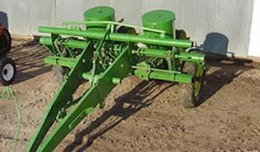 Equipment-John Deere Plot Planter
