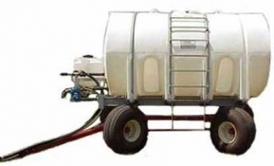WT-3000 Water Trailer For Use with Aeromaster Pull Type Turners