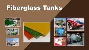 Fiberglass tank industry