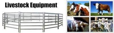 Livestock Equipment.