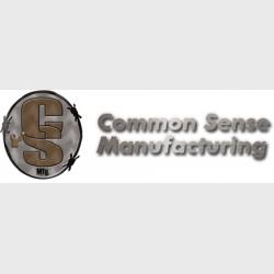 Common Sense Manufacturin